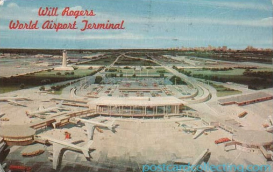 7 things we need at Will Rogers World Airport… | The Lost Ogle