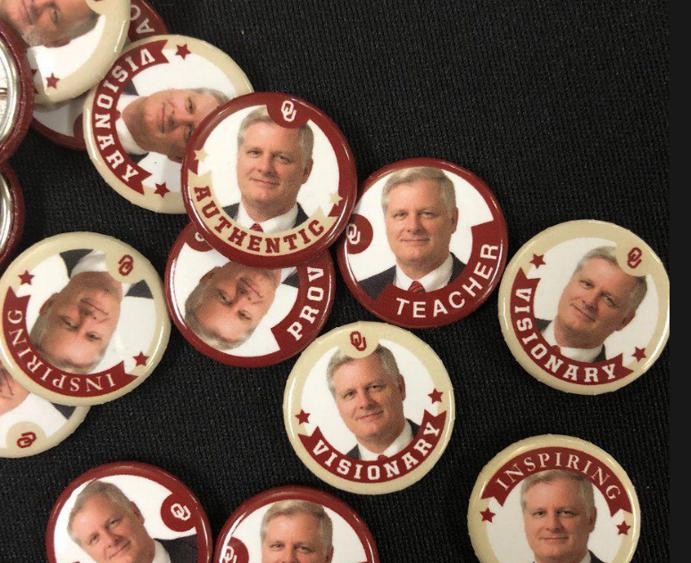 10 potential replacements for OU President Jim Gallogly…