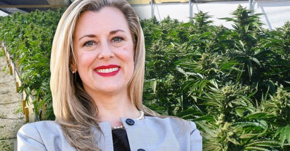 Kendra Horn sponsors 420-friendly federal legislation…