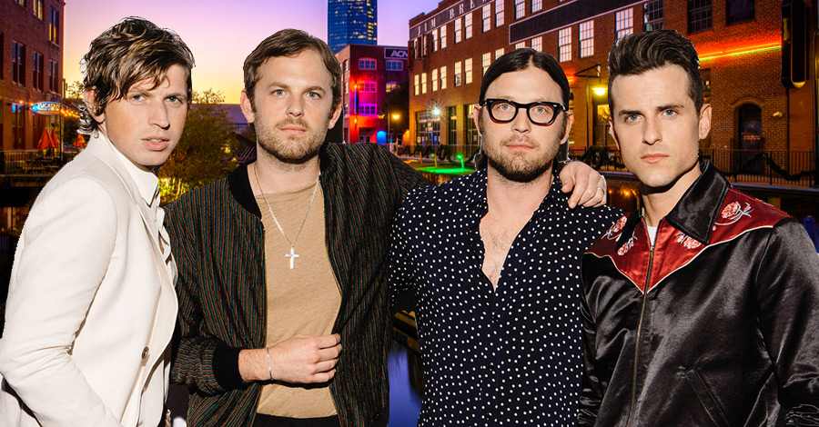 Kings of Leon to have Bricktown street named after them ...