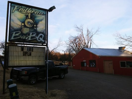 Railhead Bar-B-Q